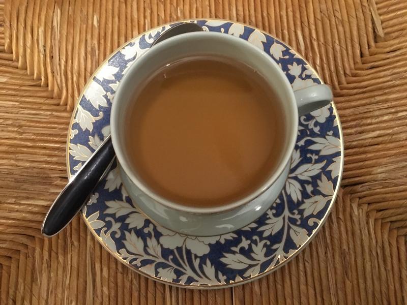 Gurur pur chai