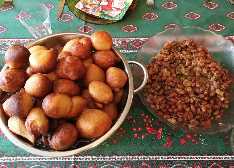 Beignet aus Kamerun