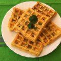 Waffel-Omelett