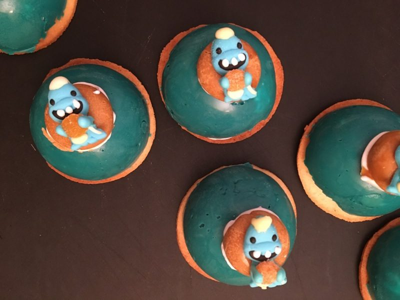 Melo-cakes