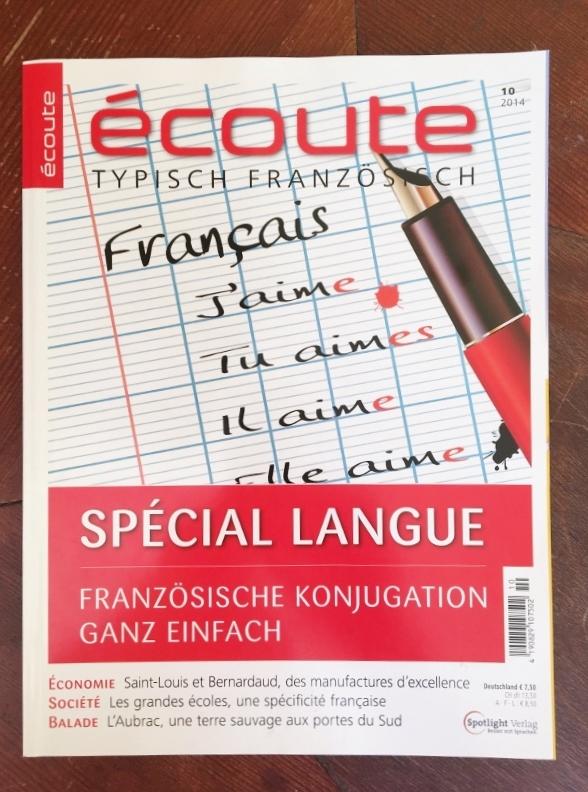 Kennenlernen franzosisch konjugieren