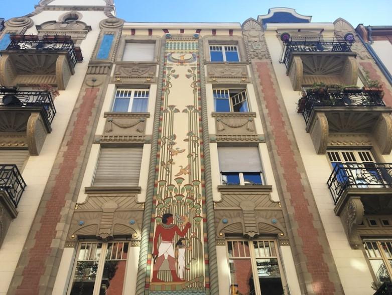 Ägyptisches Haus
